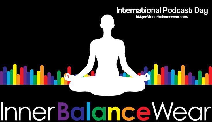 "Happy International Podcast Day ! PJ Wade ""The Catalyst"" talks Social Purpose & Inner Balance Wear. Listen on our website.. https://www.innerbalancewear.com/category/press-releases/?utm_content=bufferaa843&utm_medium=social&utm_source=pinterest.com&utm_campaign=buffer"