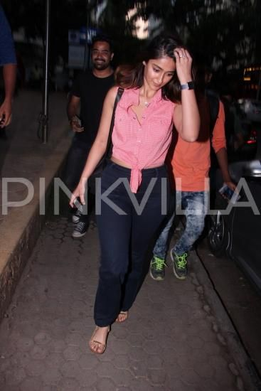 Caught n' Clicked! Ileana is at her charming best as she gets snapped in the city!