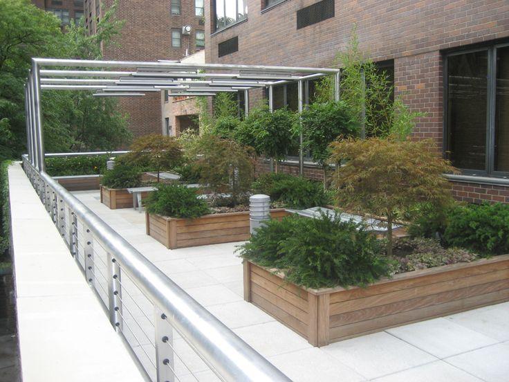 Roof+Garden+Designs | roof garden design inspirations creative urban roof gardens design ...
