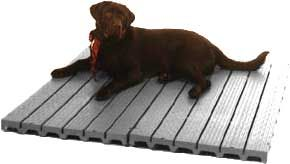 Dog Kennel and Dog Run Flooring from K9 Kennel Store (k9kennelstore)