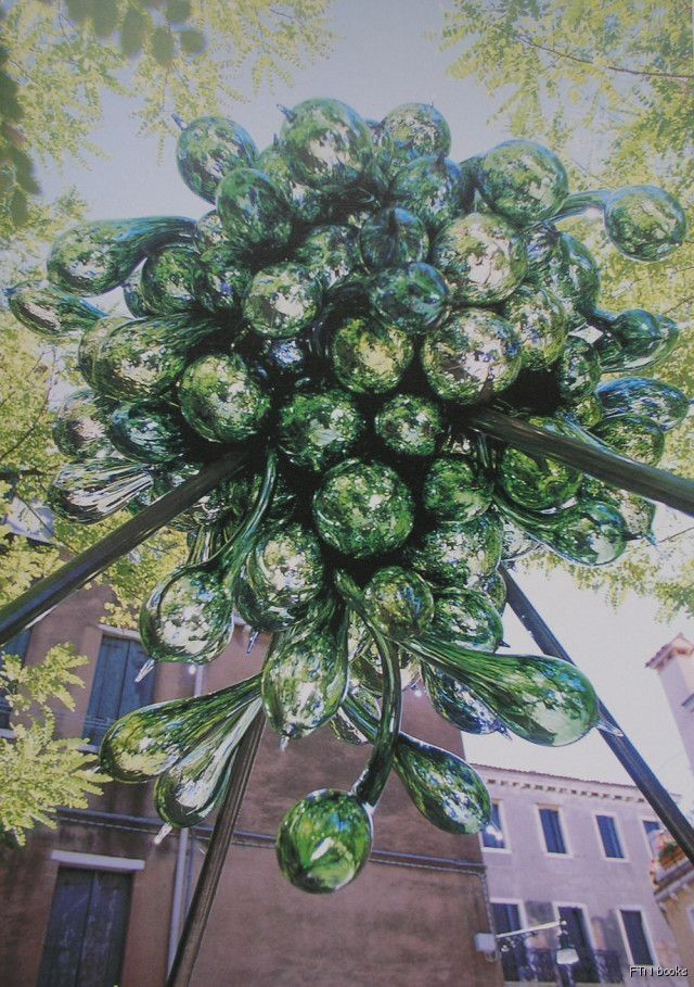 Dale Chihuly - Chandelier - Chihuly over Venice - VENICE - ITALY
