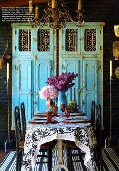 26 breathtaking diy vintage decor ideas - Bohemian Home Decor