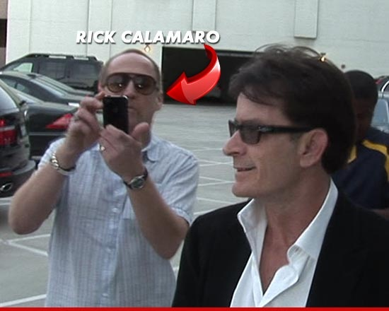 Charlie Sheen's Ex-Assistant Rick Calamaro Dead -- Drugs Found