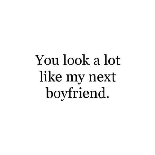 You Look A Lot...