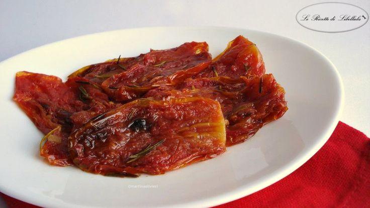 #Pomodori #arrosto al forno #ricetta