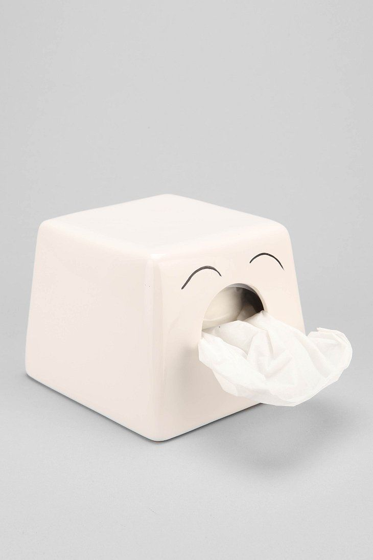 Sweet Scandinavian Tissue Box Holder, $14
