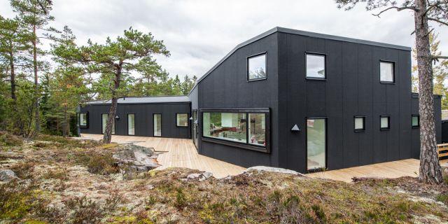 Vår vision är att skapa unik och hållbar arkitektur som berör och syns.