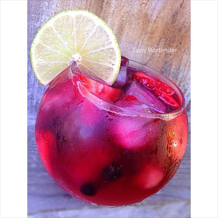 I WISH A BITCH WOULD 1 oz (30ml) Seagrams Pineapple Gin 1 oz (30ml) 1800 Coconut Tequila 1 oz (30ml) Bacardi Razz Berry Rum 1/2 oz (15ml) Lime Juice 3 oz (90ml) Ginger Beer Top off with Bodega Traditional Sangria *Infused Berry Ice Cubes & Fresh Sliced Strawberries Garnish: Lime