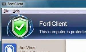 FortiClient 5.2.3.0633 Offline Installer