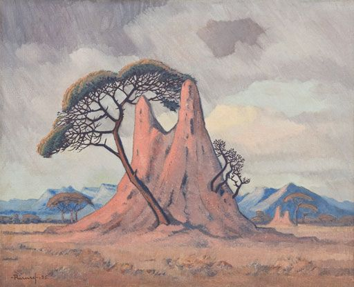 Pierneef Anthill Acacia