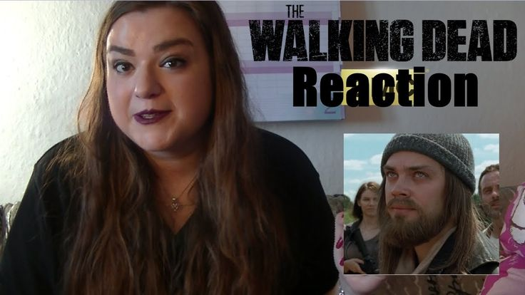 The Walking Dead Knots Untie 06x11 reaction video