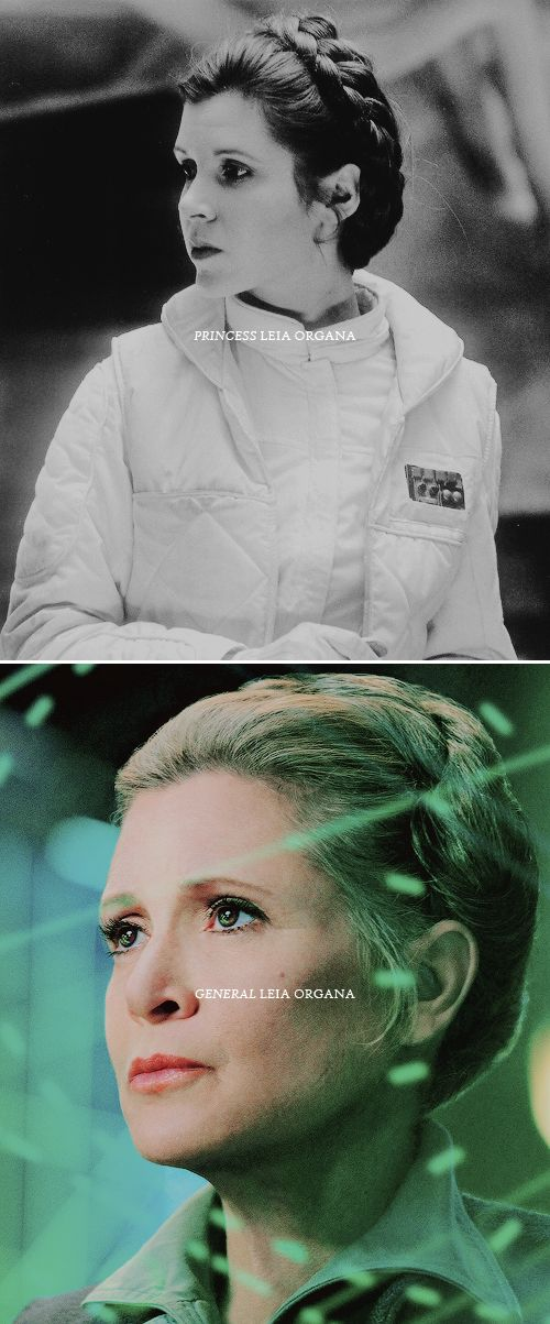 """'General.' To me, she's royalty.""  ""Yeah, but don't call her Princess,"" Poe told him. ""Not to her face. She doesn't like it anymore. Really doesn't like it.""  #starwars"