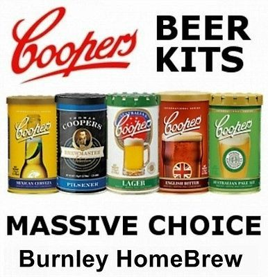 #Coopers beer #making kits - 40 pints - home brew brewing full #range,  View more on the LINK: 	http://www.zeppy.io/product/gb/2/321897492311/