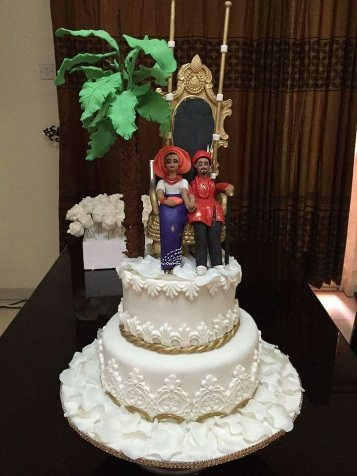 latest nigerian wedding cakes 25 best ideas about igbo wedding on igbo 16731