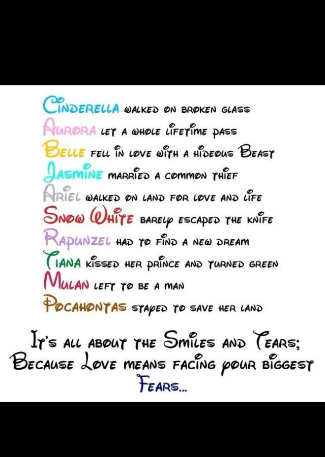 I really like this except Cinderella's kind of makes me upset because it's much different she had the glass slippers but if you have read the original Ariel she is the one who felt like every step she took was walking on knives... give Cinderella something different