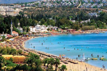 3 S Beach club, Bitez, Bodrum, Turkey