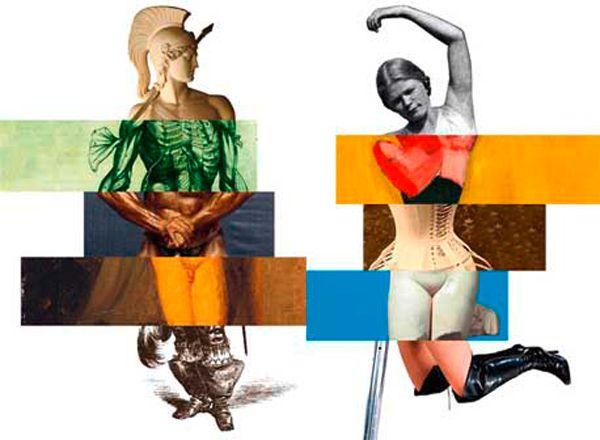 Golden days kroppen Kvalmende pænt Plakat Parafrase Layout Kontraster Illustrationer Design Dekomponere Collage