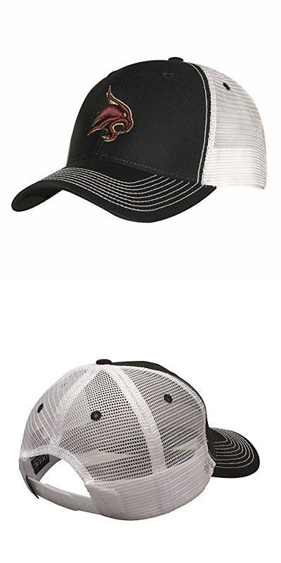 College-NCAA 24541: New Ncaa Texas State Bobcats Sideline Cap Adjustable Size Black White Ships Free -> BUY IT NOW ONLY: $46.17 on eBay!