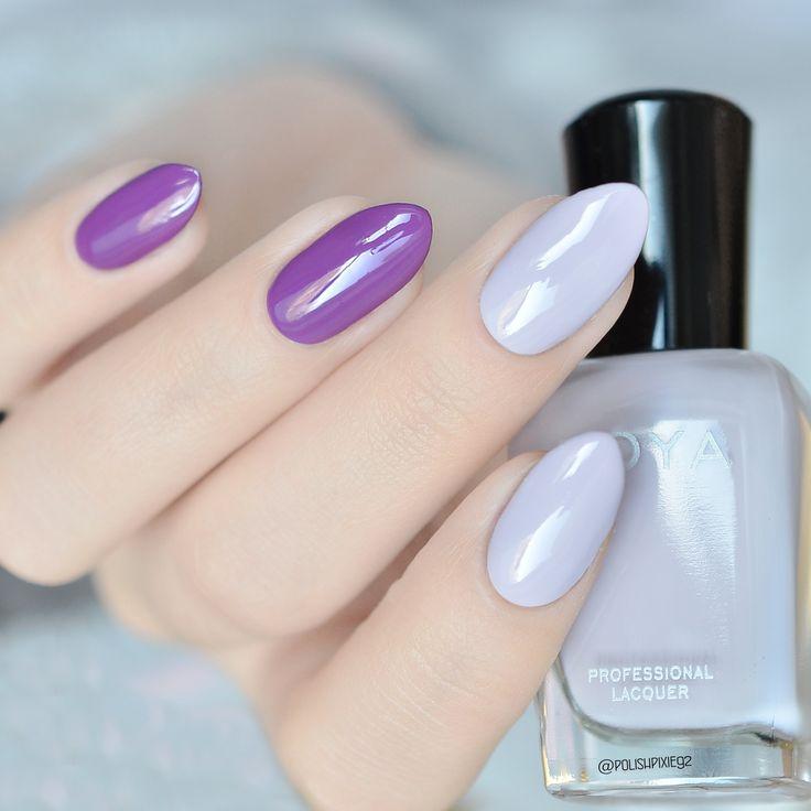 Zoya Innocence Birch und Evette – Nail Designs