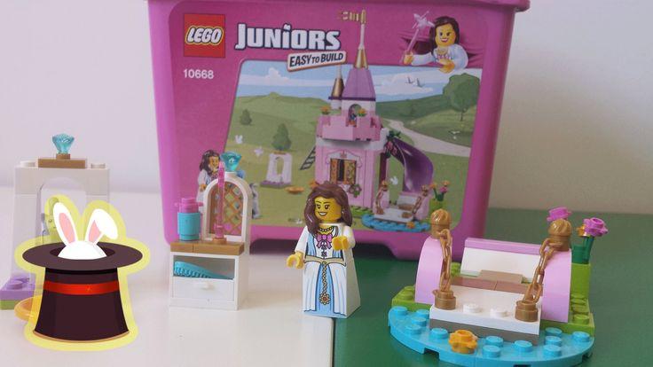 Castillo de princesas LEGO - Juguetes de lego | SorpresaSorpresaJuguetes Castillo de princesas Lego - Juguetes de lego | SorpresaSorpresaJuguetes Disfruta de nuestro último vídeo en el que montamos el puente levadizo el tocador de Legolina y la casita del gatito Bigotes. Estas son partes de un maravilloso castillo de princesas Lego que montaremos en próximos vídeos. Si te gustan los juguetes de lego no te pierdas futuros vídeos ya que va a quedar súper chulo. Recuerda hacer me gusta y…