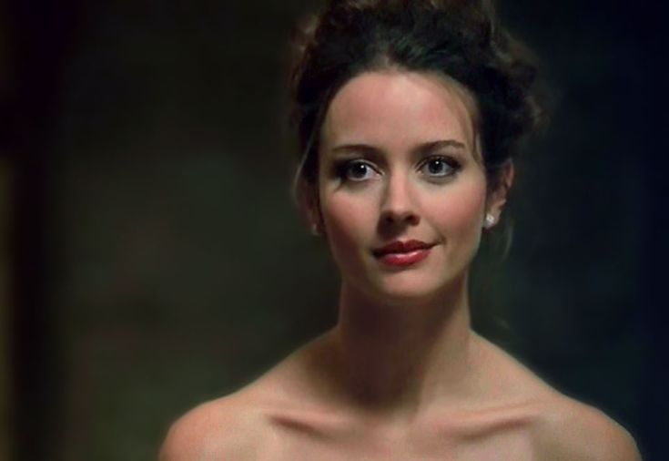 "Amy Acker as Fred on ""Angel"""