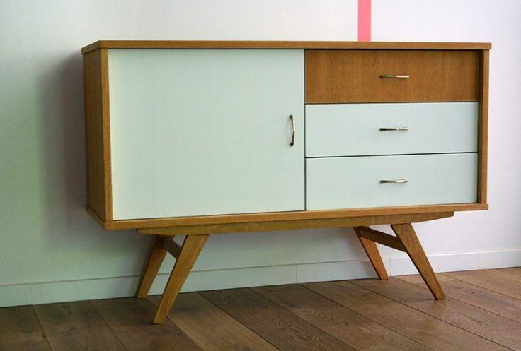 meubles commode vintage pied compas marguerite 7 r nov s r novation meuble pinterest. Black Bedroom Furniture Sets. Home Design Ideas