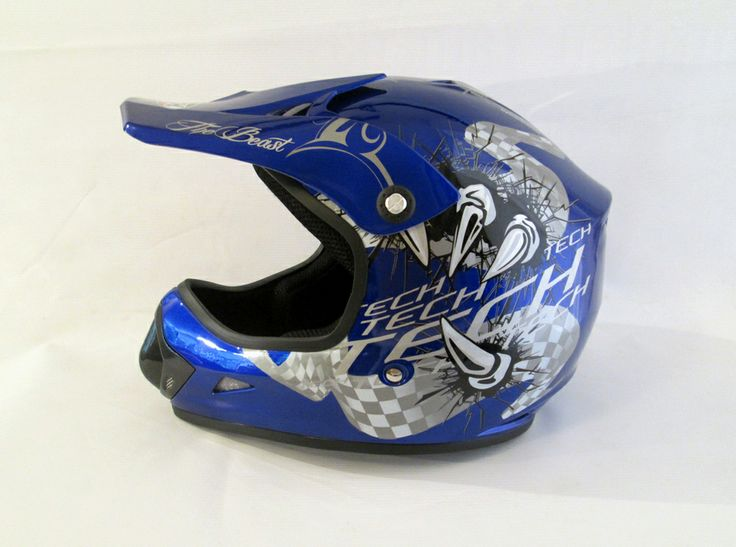 Casco Tech MX 13