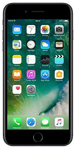 Apple iPhone 7 Plus SIM-Free Smartphone Matt Schwarz 32GB EUR 609,00
