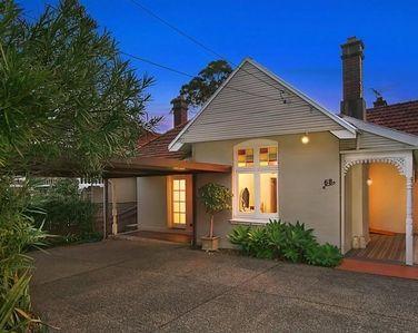 68 Cowles Road, MOSMAN NSW