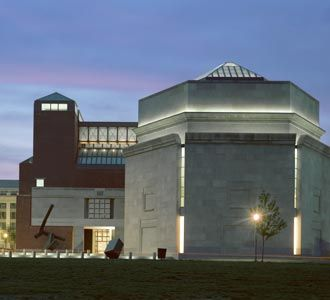 United States Memorial Holocaust Museum:  the most gut-wrenching place I have ever visited in my life.  Everyone MUST go.