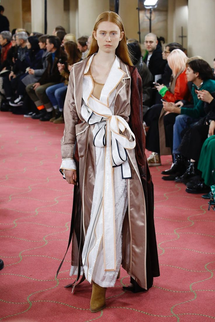 Y/Project | Ready-to-Wear - Autumn 2018 | Look 7