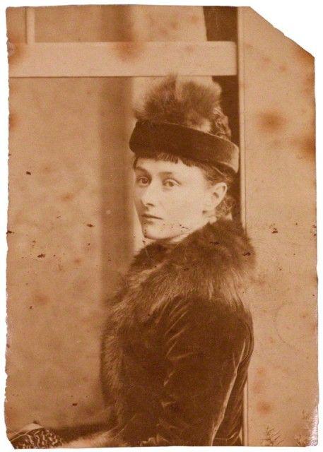 Алиса Лидделл, фотограф неизвестный