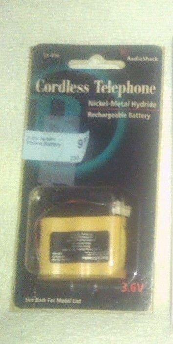 e02c9238df67a1 Radio Shack 3.6V 220mAh Ni-MH Rech. Battery Cordless Phones GE Sanyo (eBay  Link)   Home Telephones and Accessories in 2018   Phone, Telephone,  Accessories