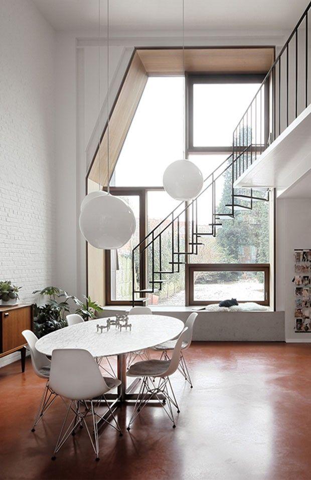 Apartamento que virou casa (Foto: Stijn Bollaert/divulgação)