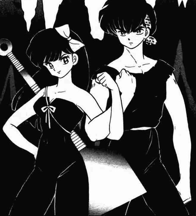 17 Best Images About Ranma 1/2 On Pinterest