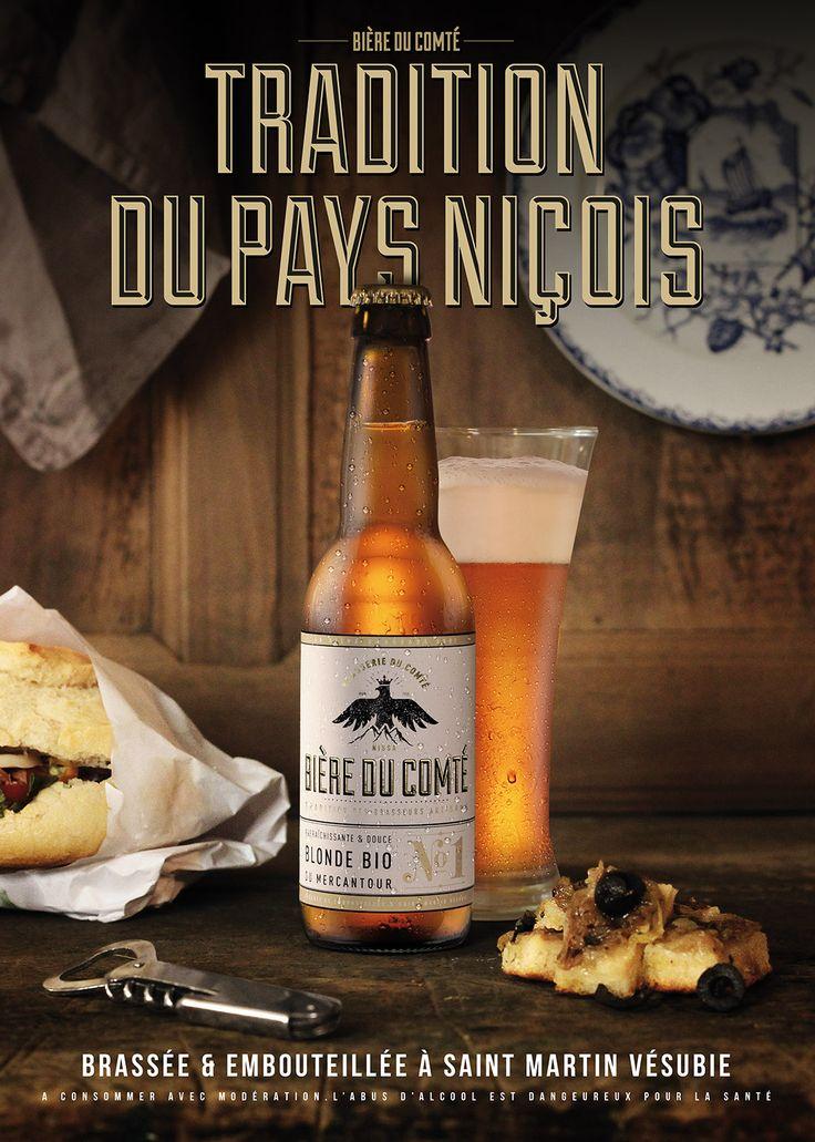 #beer #slushstudio #poster #advertising #biereducomte