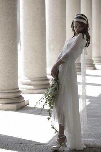 Abito da sposa Alberta Ferretti Forever 2014