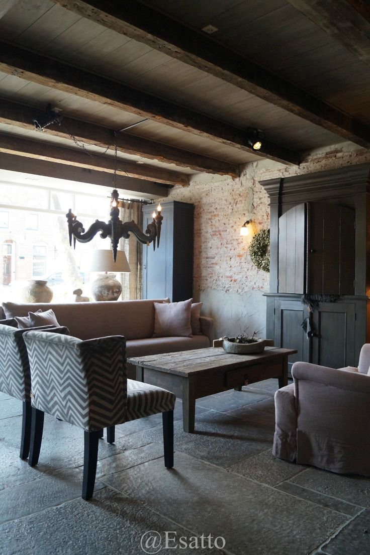 1000  images about stoere, rustic inrichting interieur huis on ...