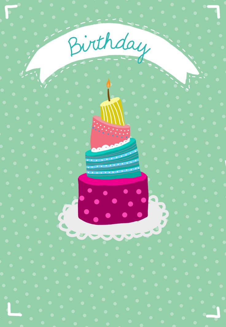 25 best ideas about Free Happy Birthday Cards – Picture Birthday Card