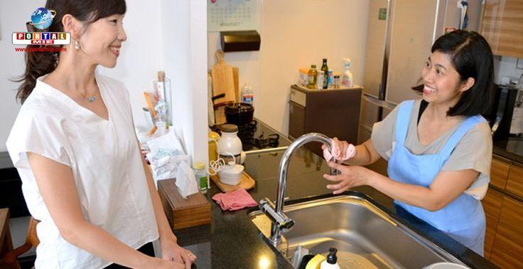 Japão quer melhores condições de trabalho para empregadas domésticas estrangeiras.