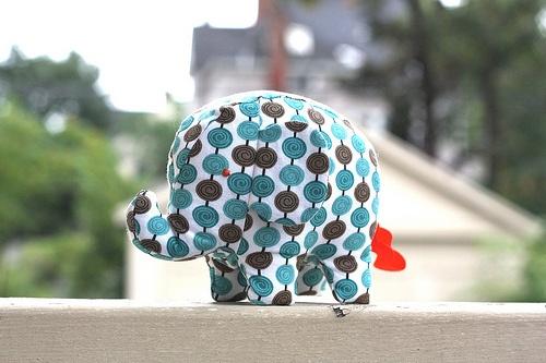 adorable elephant softies