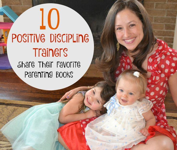 10 Positive Discipline Trainers share their favorite parenting books http://tinyurl.com/zbu5q6l