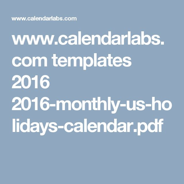 Best 25+ Us holiday calendar ideas on Pinterest Us calendar - holiday calendar template