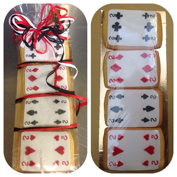 Le carte biscotto