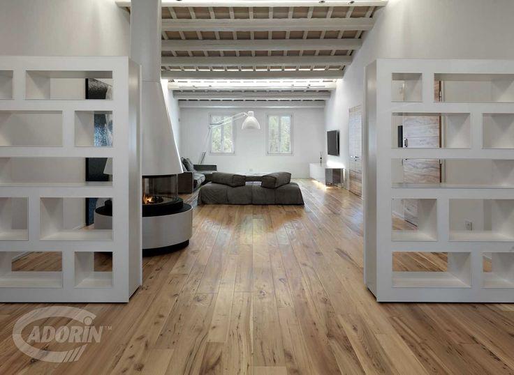 Casera Elm - Hardwood flooring - Wood floors / Olmo de Casera - Pavimento in legno #cadoringroup Italian top quality wooden floors