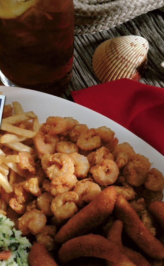 """Calabash holds the title of """"Seafood Capital of the World"""" due to the town's national-famed signature seafood preparation. Have you sampled it?"""