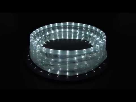 A Fascinating 3D-Printed Light-Based Zoetrope by Akinori Goto | Colossal