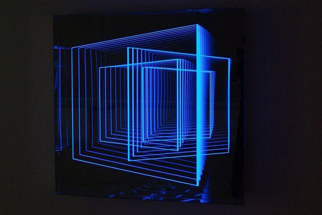 The LED Op Art Of Hans Kotter | The Creators Project