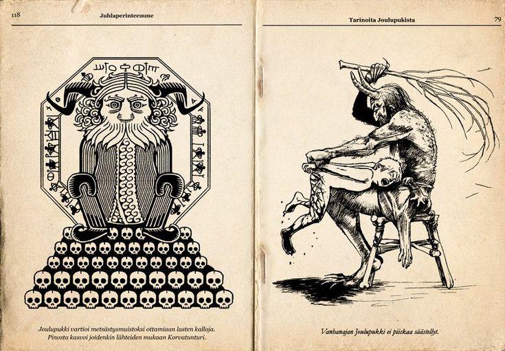 The original Finnish Father Christmas - Album on Imgur