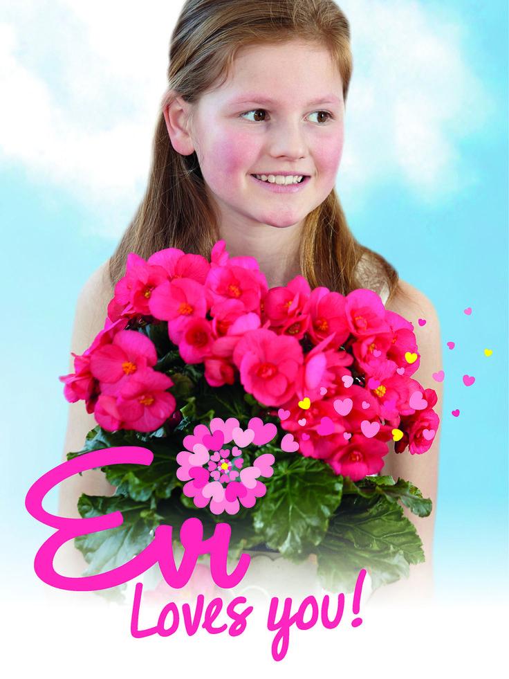 'Een sterke, kleurrijke plant die veel bloemen geeft, maar onbekend is in de markt. Hoe veranderen we dit?' Zo stelde Beekenkamp Evi aan ons voor. Wij pakte deze uitdaging met beide handen aan en ontwikkelde een charmant alter ego voor Evi. Isn't she lovely?